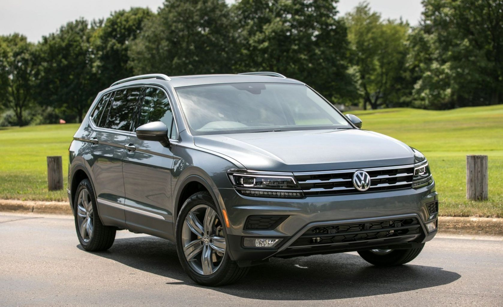 The Only Volkswagen S Vehicle That Didn T Feel The Sales Crush After Huge Emission Scandal Is Tiguan The Compact Crossover Has Actually Simply Gone Into The Ne