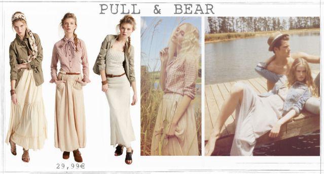 Pull and Bear.. I want that skirt soooo badly <3