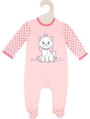 c380a8d340 Pijama para bebé  Disney  marino rosa Bebé niña