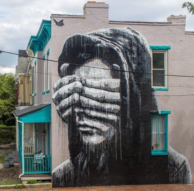 Street Art on Twitter