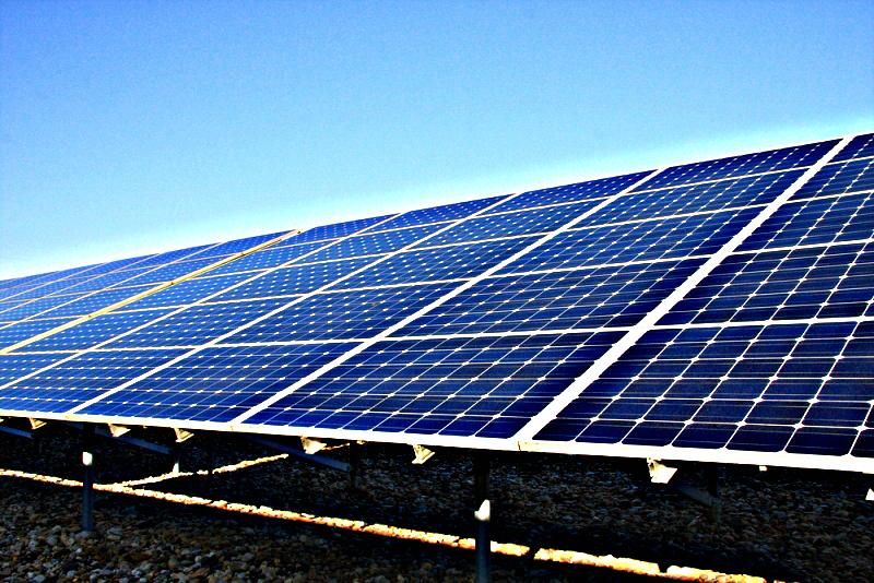 Solar Fields Solar Power Panels Solar Power Plant Solar