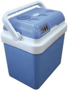 a7606979f2c Streetwize 24lt Thermo-electric Cooler Cool Box 12V   240v Mains Hot   Cold