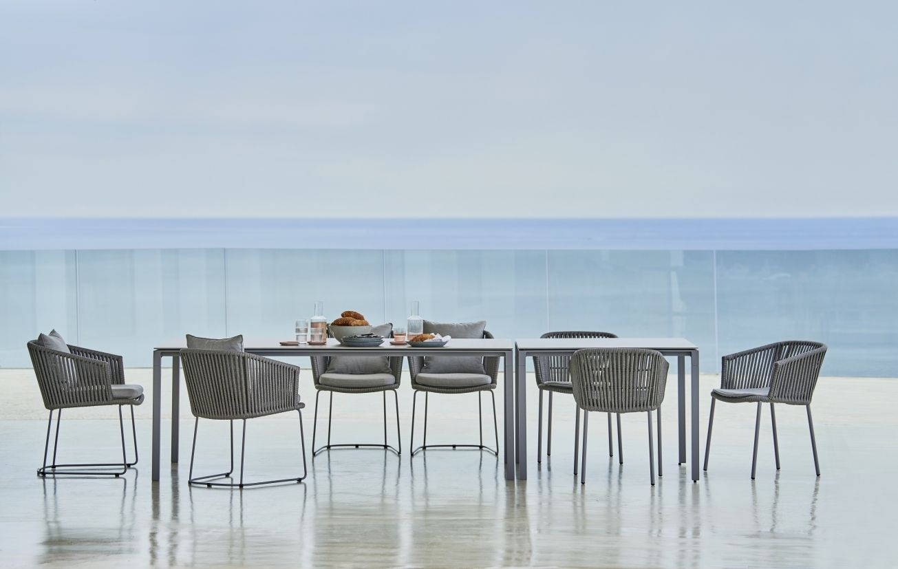 Pure Dining Table Outdoor Furniture Iq Furniture