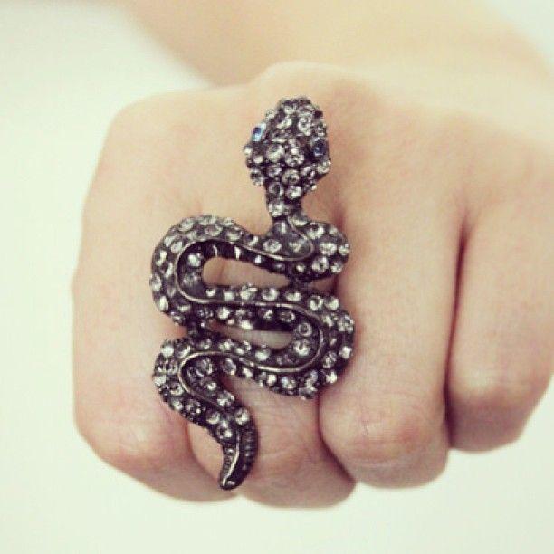 I Snake It Ring