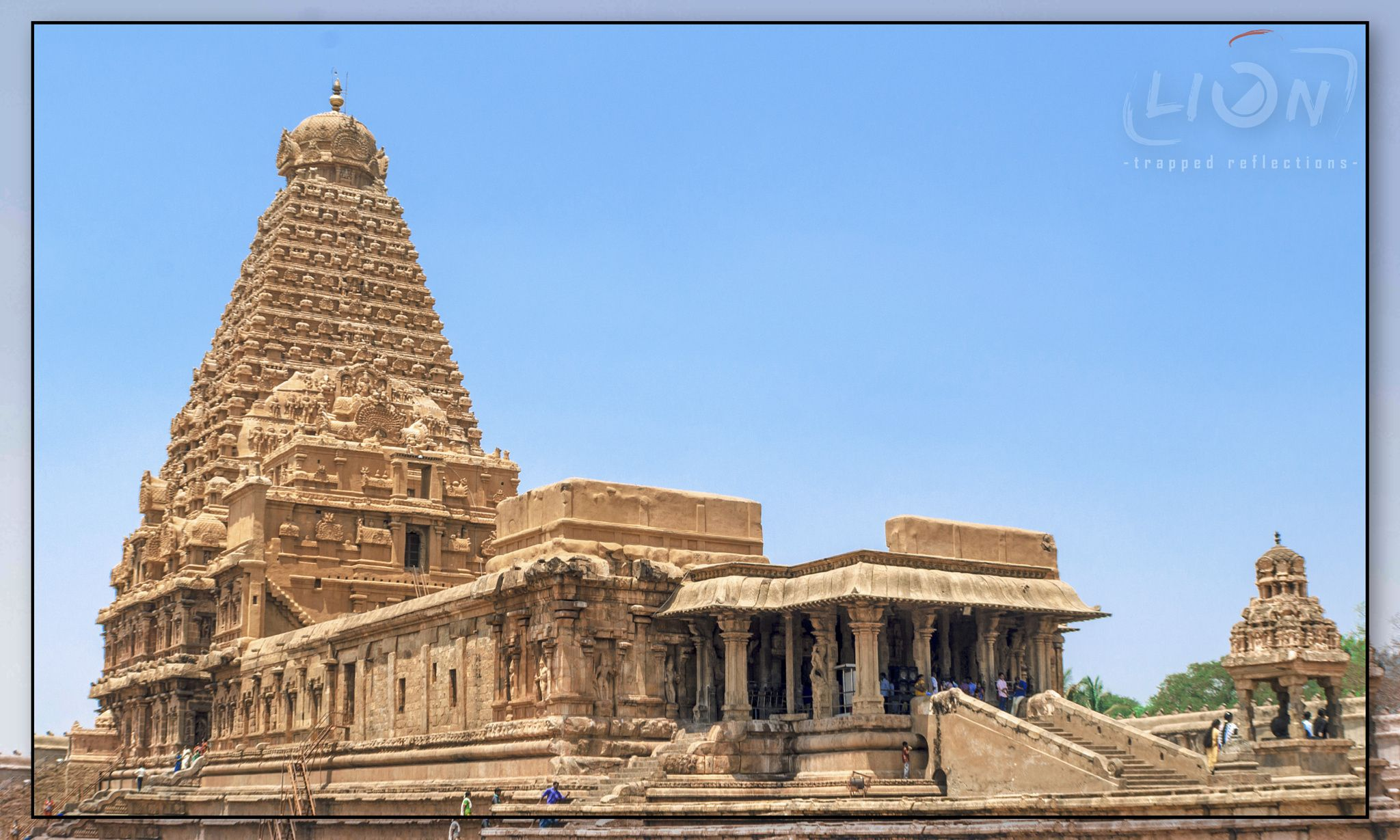 Brihadeeswarar Temple (Periya Kovil) | Thanjavur, Tamil Nadu, India |  Thanjavur, Unesco world heritage site, Tamil nadu