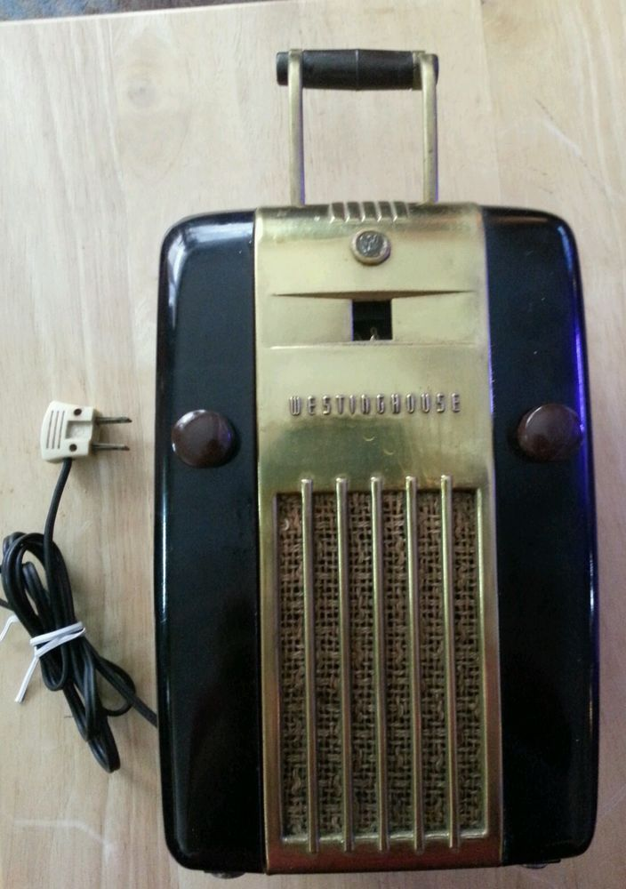 Westinghouse Time Capsules: Westinghouse Refrigerator Radio H- 126