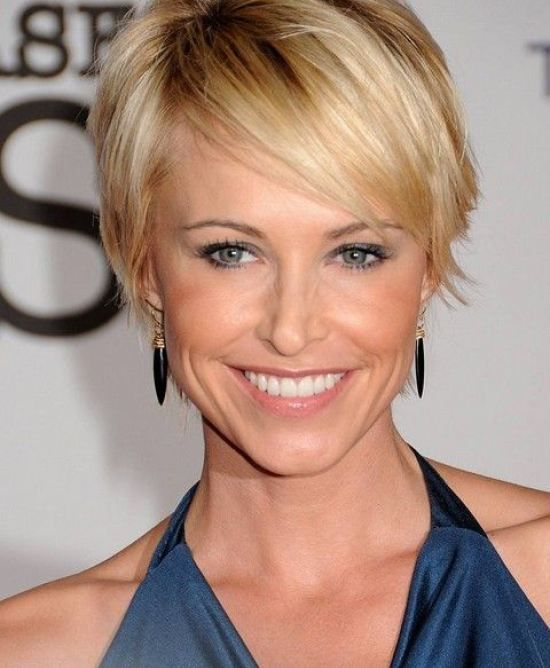 Short Hairstyles For Thin Hair Amazing Awesome 23 Cute Short Hairstyles With Bangs  Crazyforus