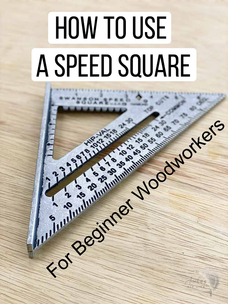 How to Use a Speed Square for Beginners