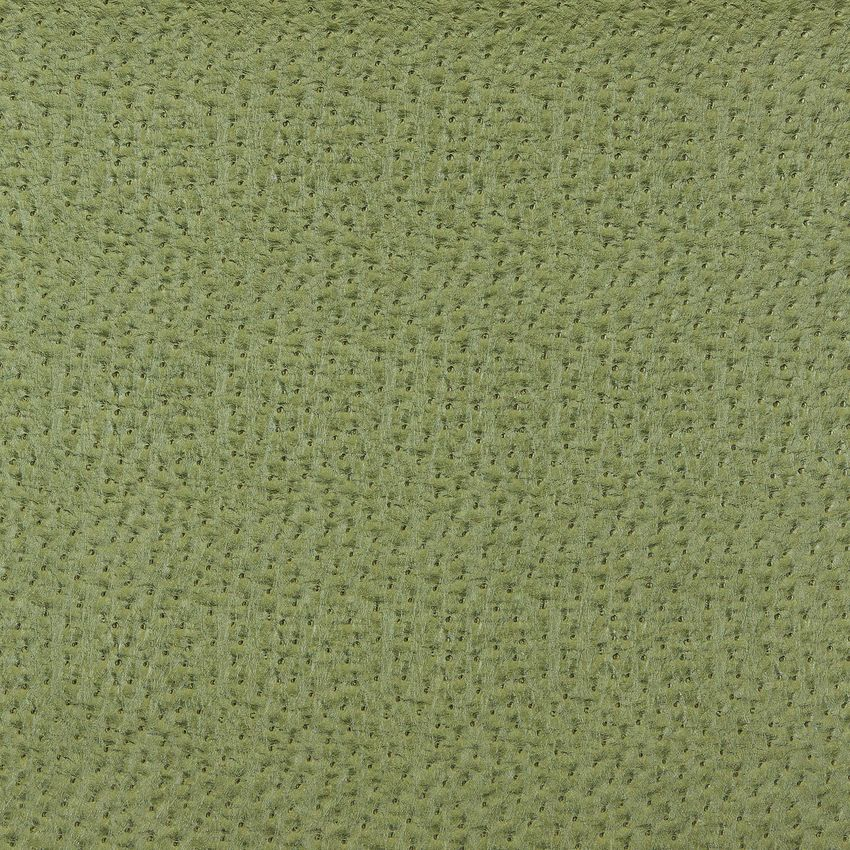 Ivy Green Ostrich Hide Animal Skin Texture Vinyl Upholstery Fabric