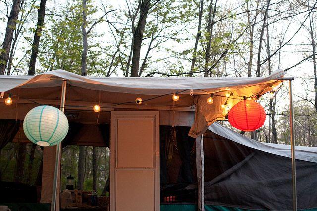 Maria and John's Remodeled Pop-Up Camper   Popup camper ...