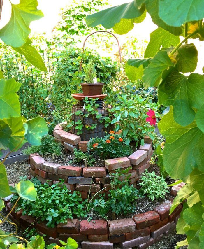 Photo of Hva er en urtespiral og hvordan dyrke den – 28 gode ideer!