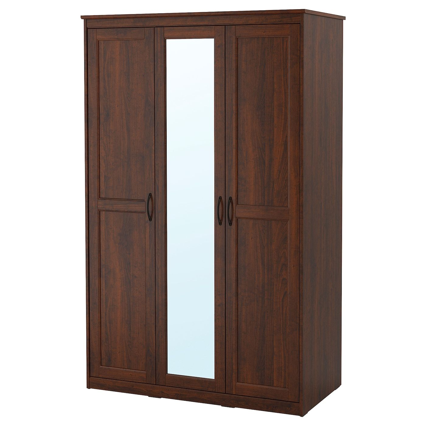 Songesand Wardrobe Brown 47 1 8x23 5 8x75 1 4 With Images
