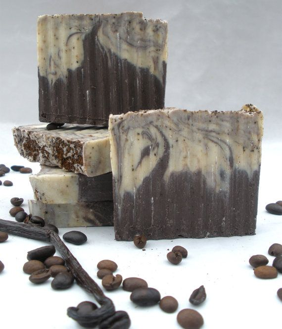 Vanilla Bean Latte enriched with cocoa shea & by DancingGarden