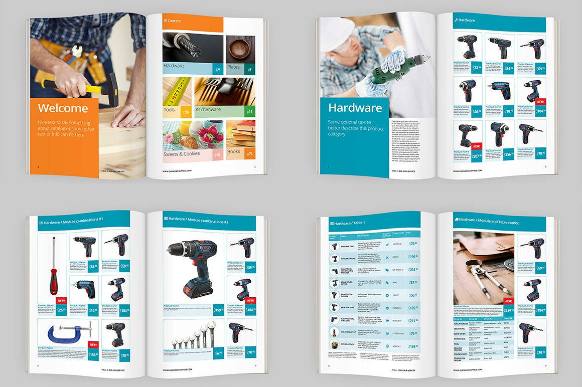 Clean Product Catalog Brochure Templates Free Download Indesign Brochure Templates Free Brochure Template