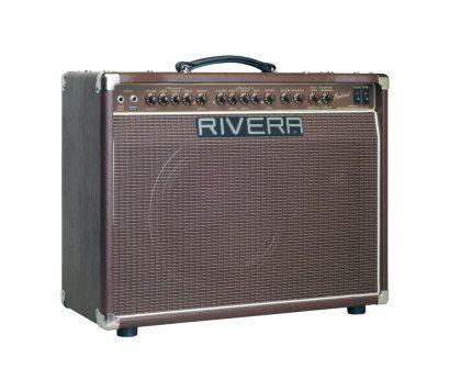 Rivera Sedona 55 Acoustic Guitar Combo Amplifier 55 Watts 1x12 Acoustic Guitar Acoustic Amplifier