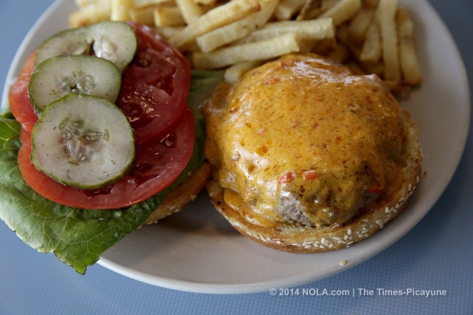 New Orleans Top 10 Hamburgers Brett Anderson Names The Best One In The City New Orleans Hamburger 10 Things