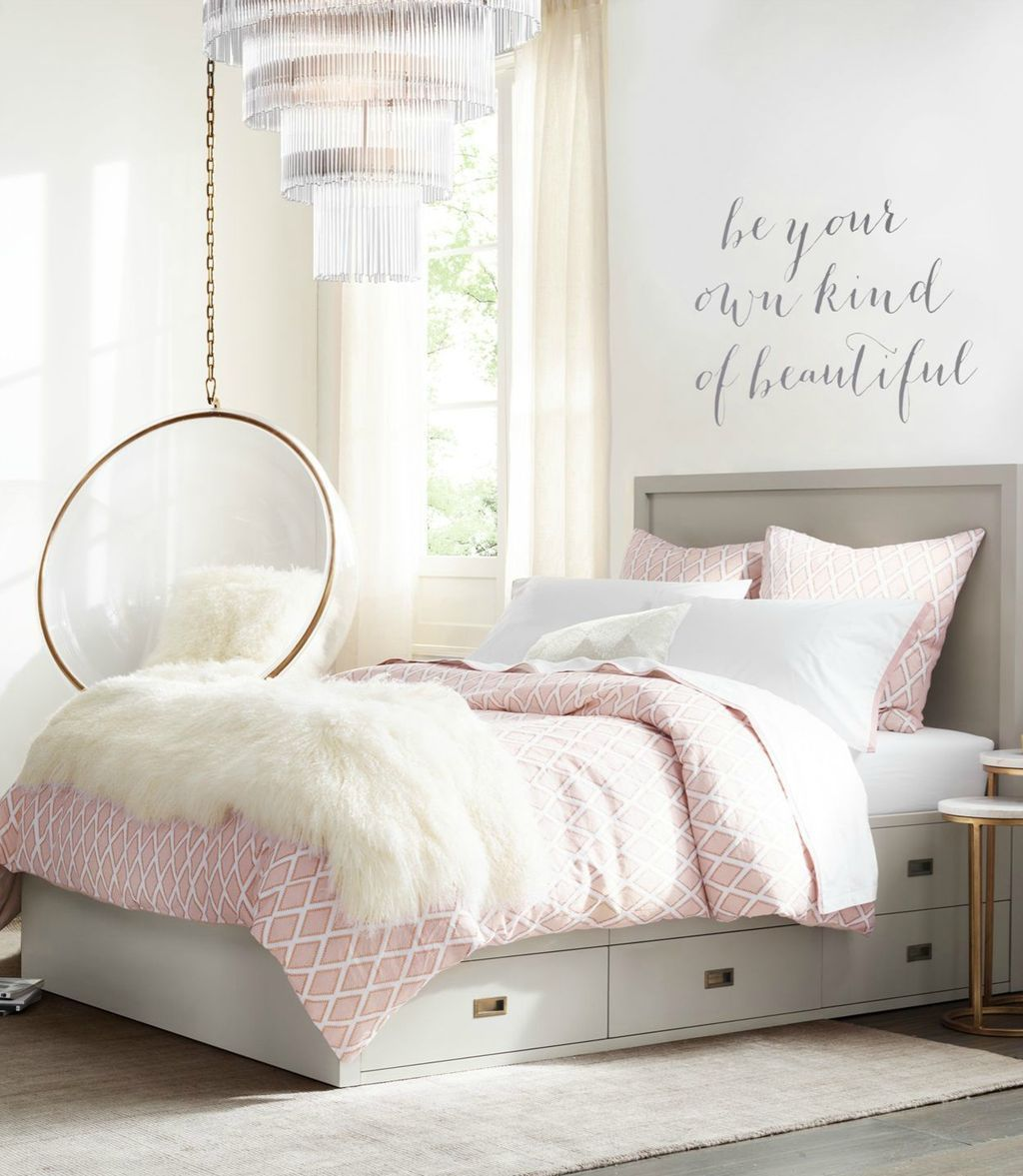 Best Nice 43 Best Inspiration And Modern T**N Girl Bedroom Need 400 x 300