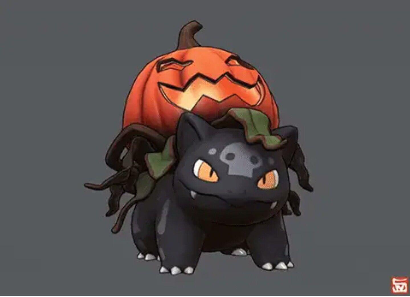 Halloween 2020 Artwork alexseanchai on Tumblr in 2020   Pokemon halloween, Cute pokemon