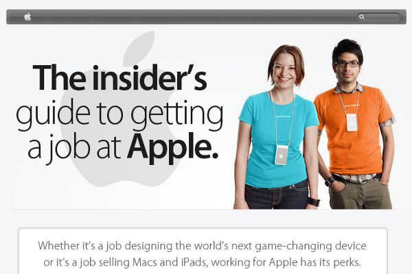 How To Get A Corporate Job At Apple With Images Insider Guide