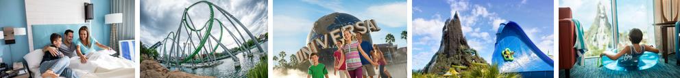 5 Übernachtungen in einem exklusiven Universal Orlando Resort™ Hotel