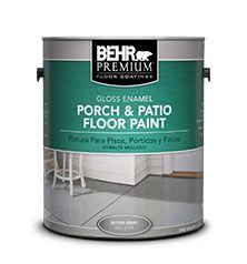 Ordinaire BEHR PREMIUM® Porch U0026 Patio Floor Paint   Gloss Enamel: Good For Cement  Porch U0026/or Wood Decks