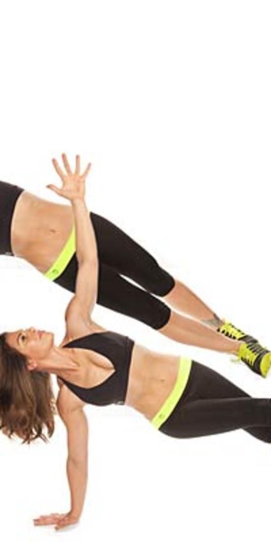 20 Plank Exercises That Will Seriously Strengthen Your Abs