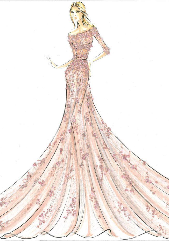 Estilistas Recriam Os Vestidos Das Princesas Disney Para A