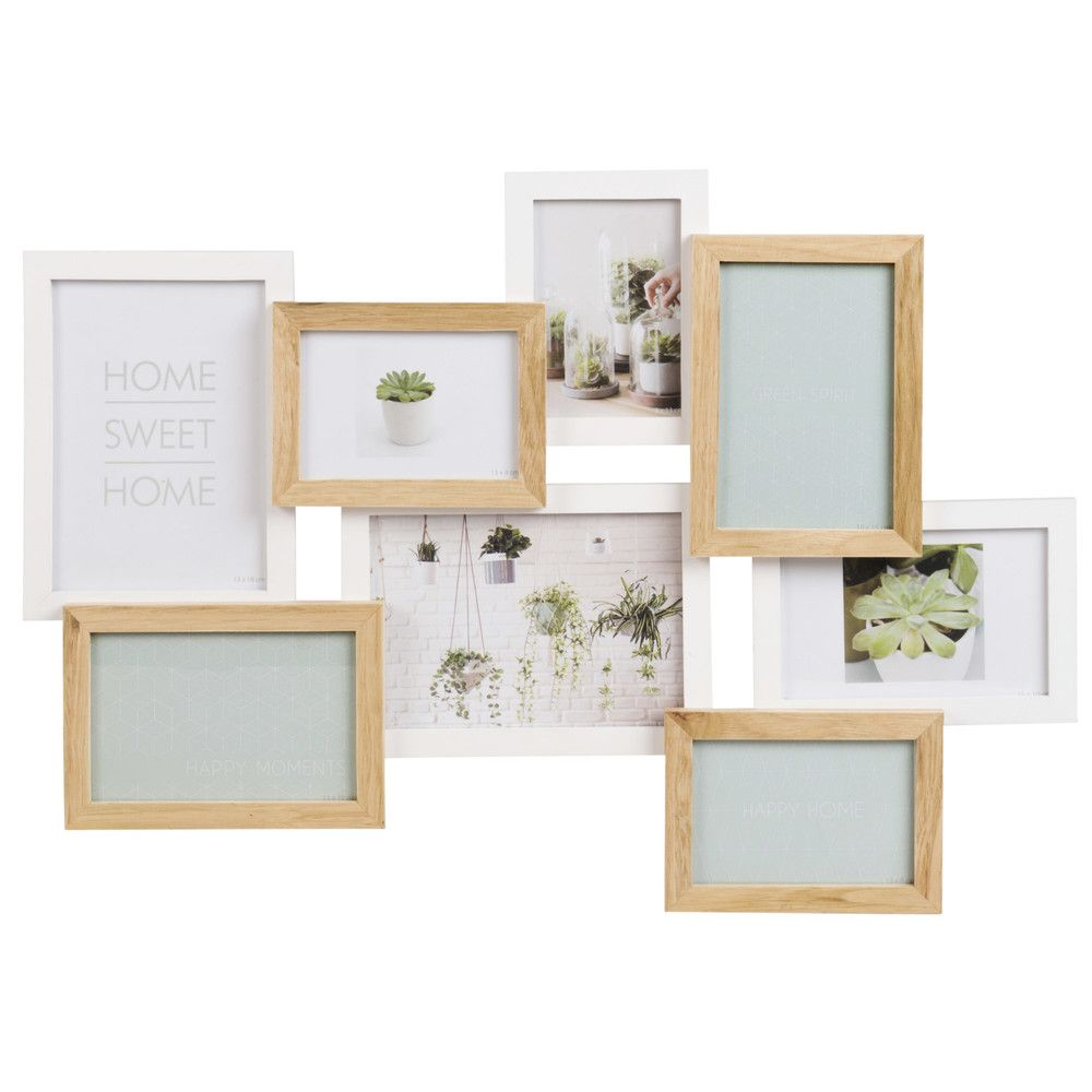 Photo frame for 8 pictures, 41 x 57 cm | Living room ideas, Room ...