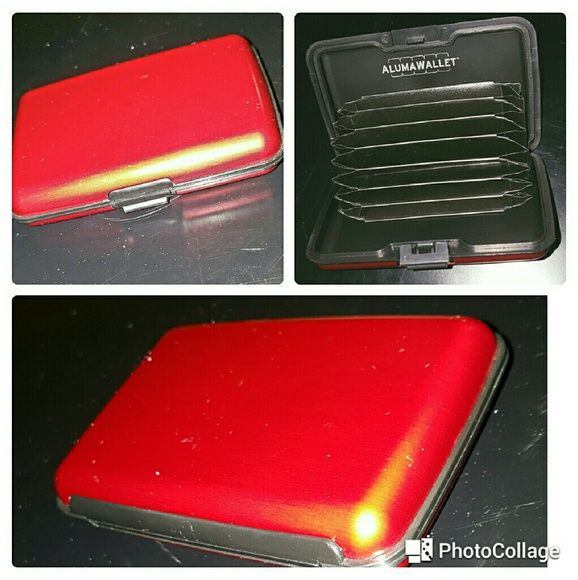 """As seen on TV """"Alumawallet!"""" As seen on TV """"Alumawallet!"""" Bags Wallets"""