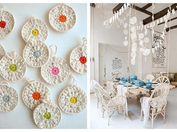 8 ejemplos de como los tejidos pueden embellecer tu hogar for Decoracion hogar hippie
