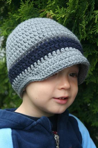 Crochet Beanie | all things baby | Pinterest | Häkelmützen, Häkeln ...