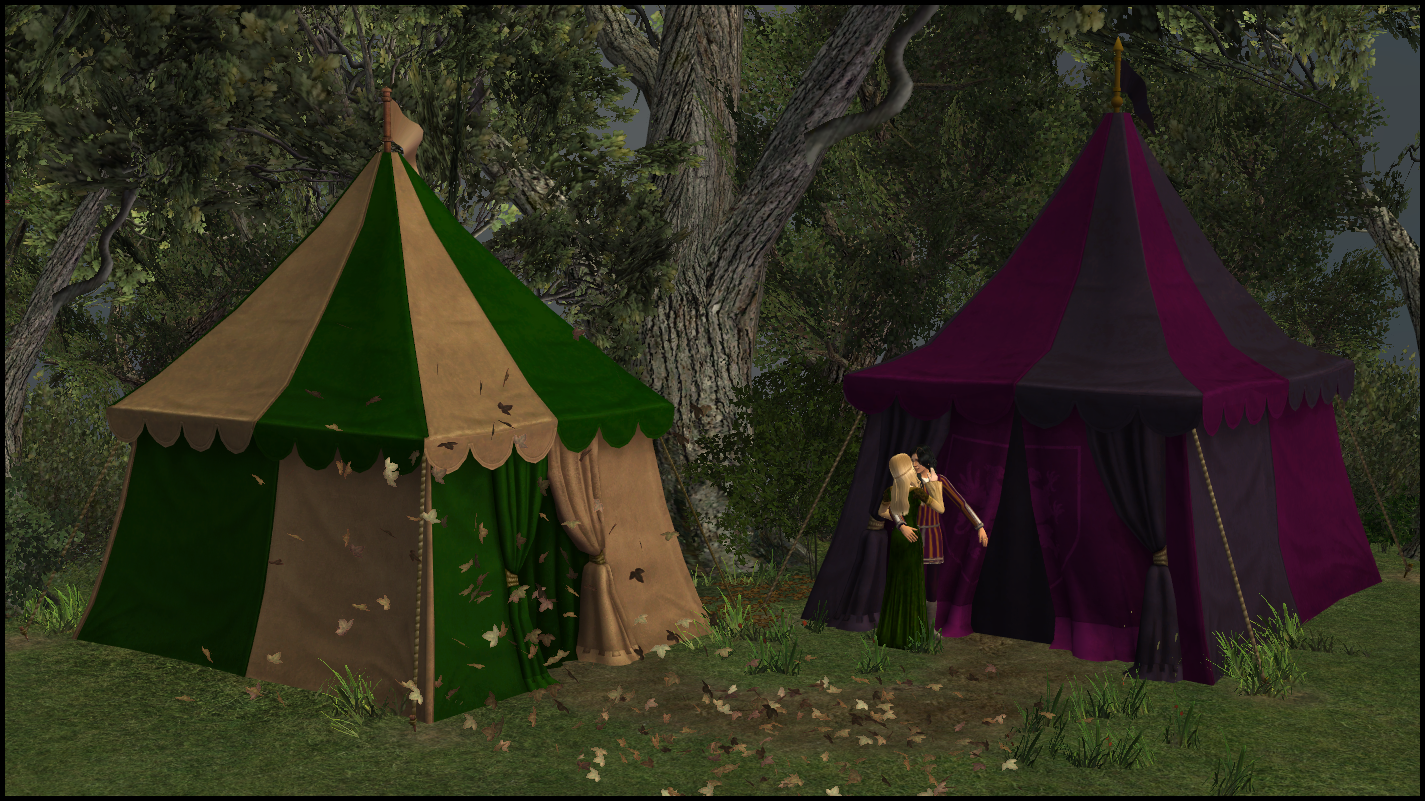 Recolored Royal Virgin Fete Tent and Bardwise Beryl Bivouac Tent. & Recolored Royal Virgin Fete Tent and Bardwise Beryl Bivouac Tent ...