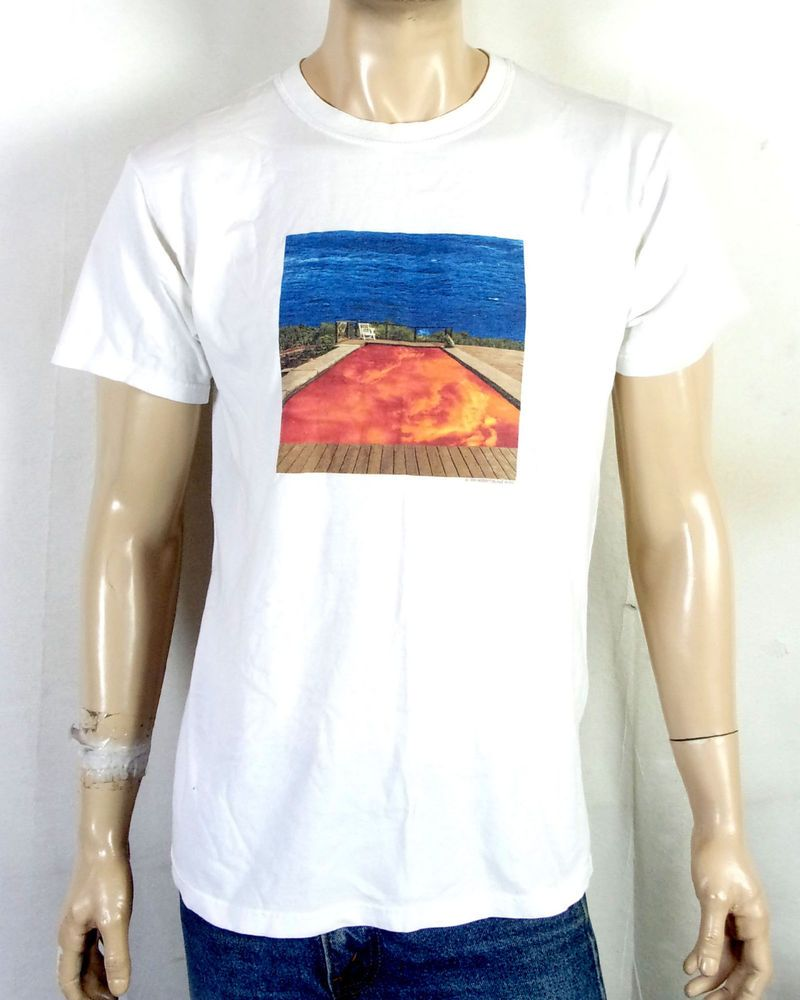 6218f4300 vtg 90s Red Hot Chili Peppers Californication T-Shirt Concert Tour 1999  giant L
