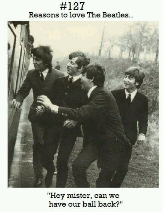 Pleasee! :P Beatles!!