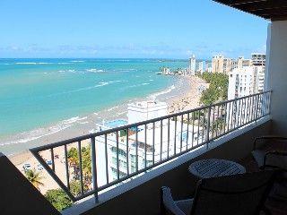 Ocean Front Penthouse in Isla Verde (2Story)