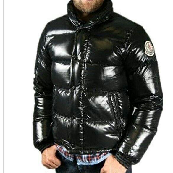 [图片]Moncler Everest Classic Winter Men Down Jacket Zip Collar Black #moncler  #