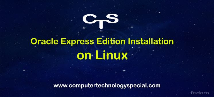 How to install Oracle Express Edition on Centos/RHEL