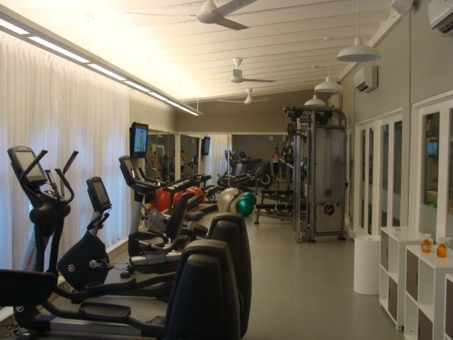 c9ac8eb13 Sandals Carlyle Inn fitness room  Sandals  Jamaica  UnlimitedTrips ...