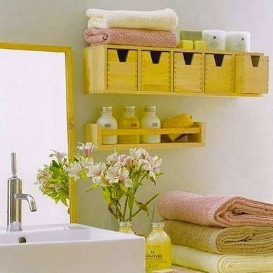 Wall Storage: Use Your Wall Space If counter space is at a premium ...