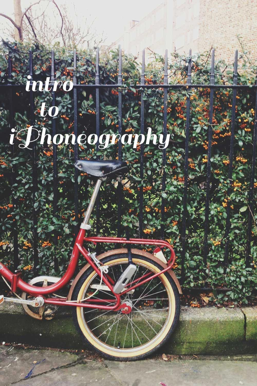 Intro To IPhoneography Blog Series. Post 2: Getting To