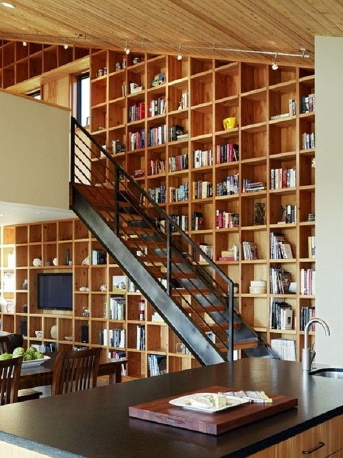 Definition Of Home Library