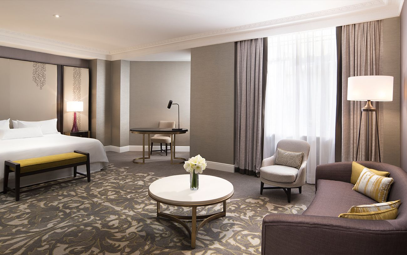 Amazing westin palace in madrid by areen design interior design