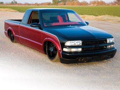 2000 Chevy S10 Wish I Can One Or Make A Project To Build