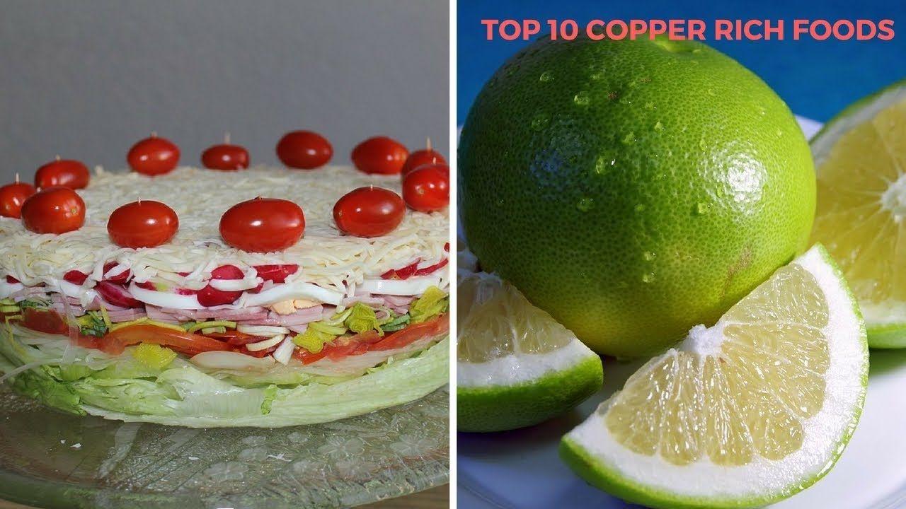 Top 10 Copper Rich Foods Foods high in zinc, Food