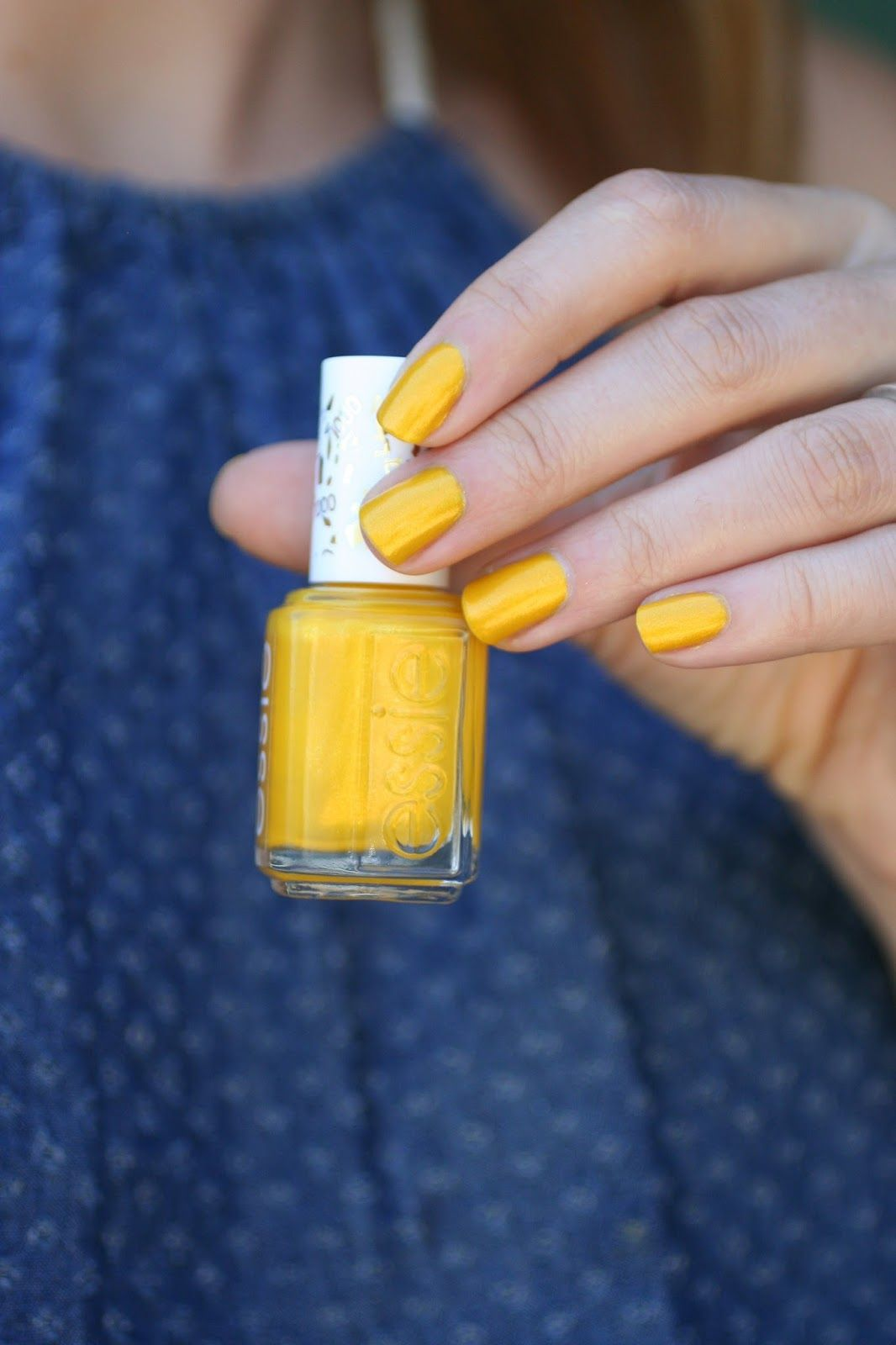 So Essie finally made a yellow?! In 35 years, Essie has only made a ...