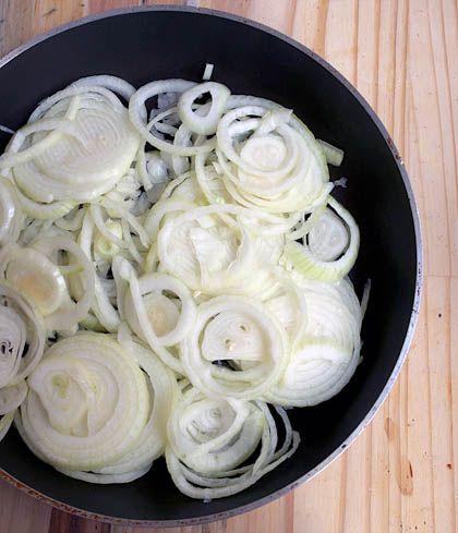Cómo Caramelizar Cebolla Gastronomía Vegana Gastronomía Vegana Cebolla Caramelizada Receta Recetas Fáciles De Comida