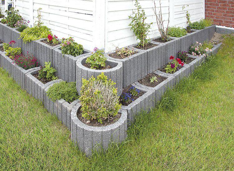 Pflanzsteine Setzen 20 Wunderbare Ideen Garten Zenideen Garten Garten Landschaftsbau Garten Pflanzen