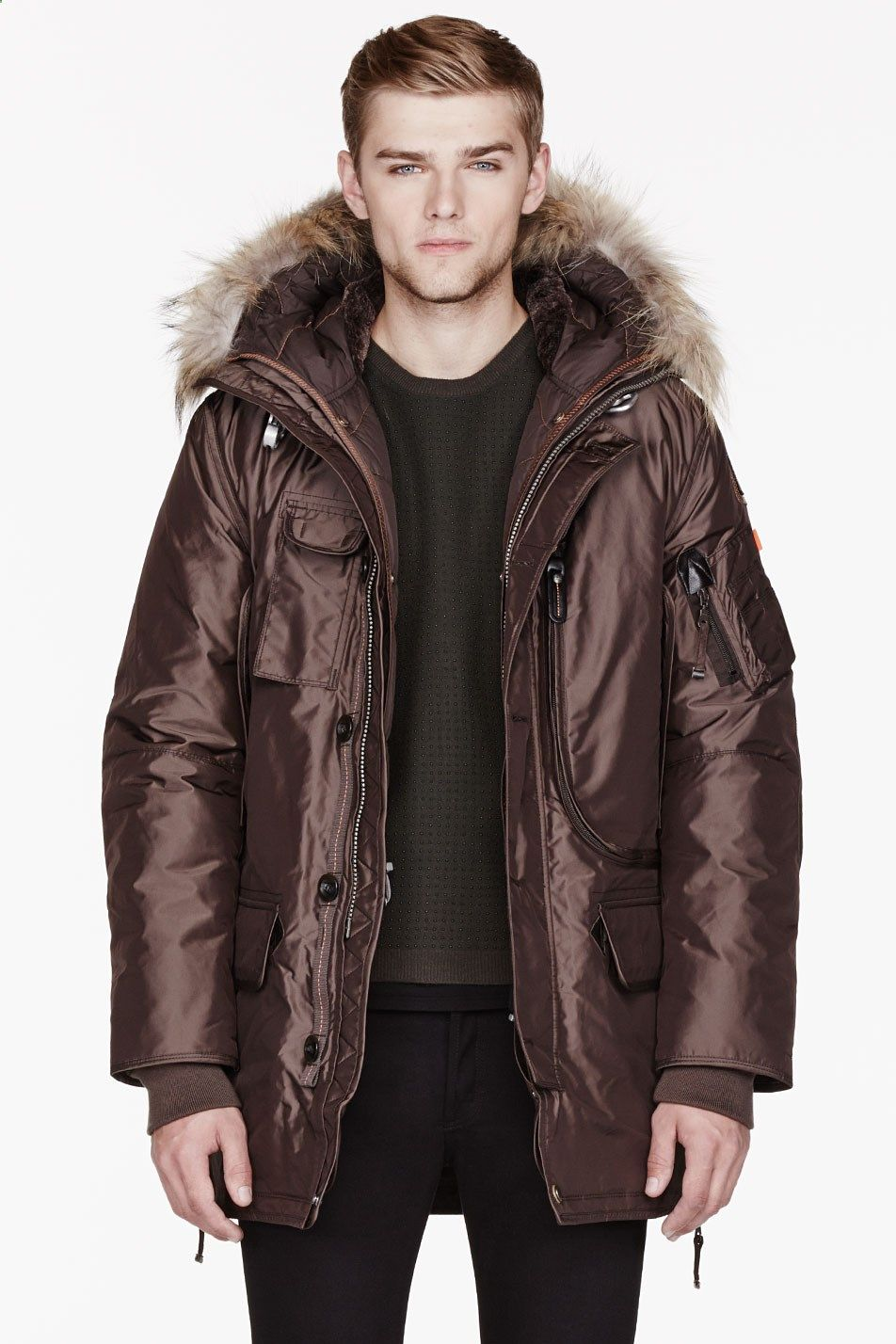 parajumpers brown