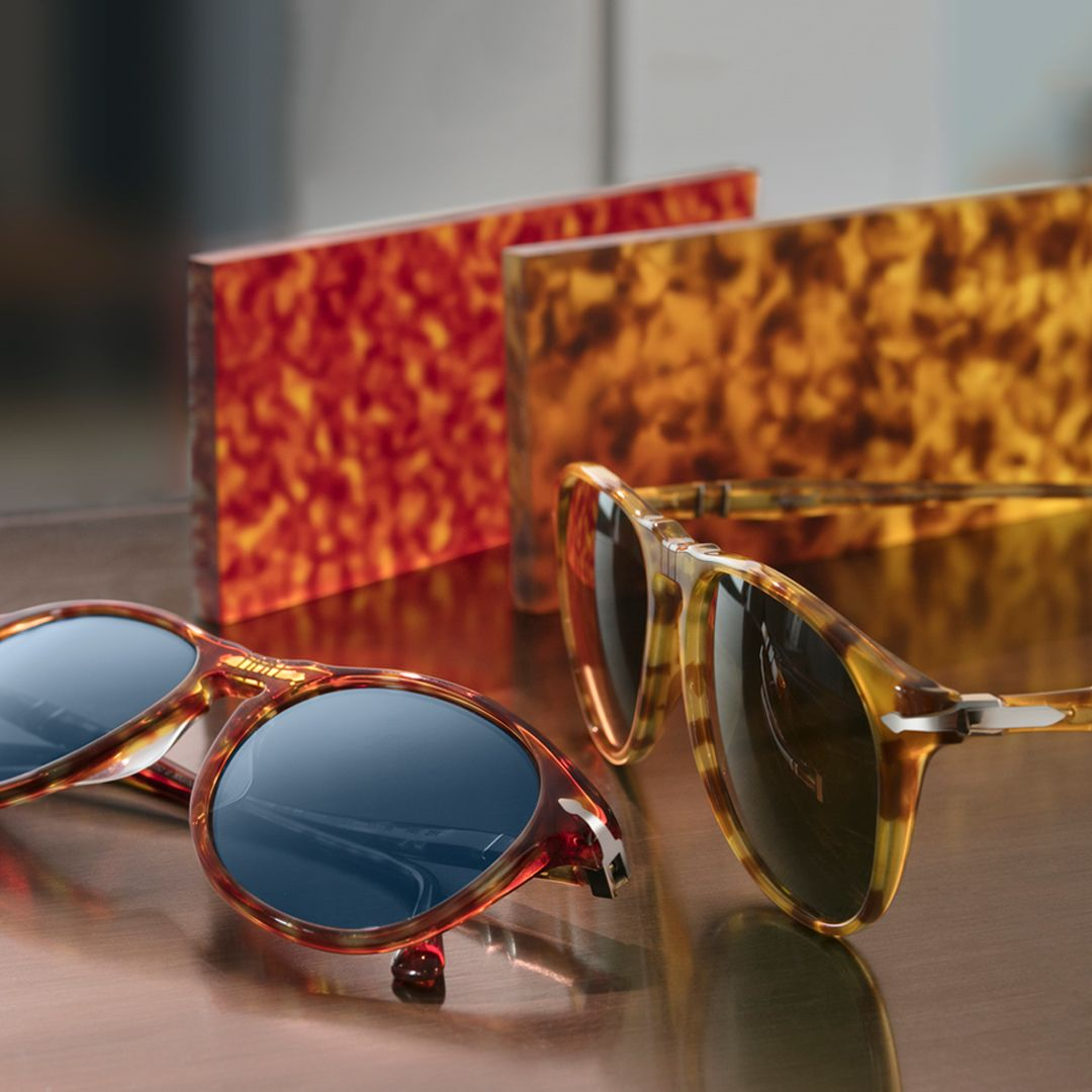 Honoring the first hundred years of Persol while focusing on the ...