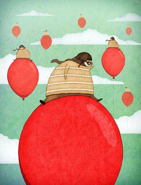 children books illustrations | Jesse Kuhn - 3x3 ProShow No. 8 Illustration Awards - Illustration